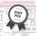 Identification of Histone H4-Based Peptoids as Inhibitors of PRMT1 Staff Picks poster