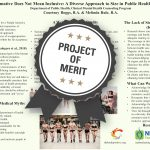Normative Does Not Mean Inclusive: A Diverse Approach to Size in Public Health Training Project of Merit poster