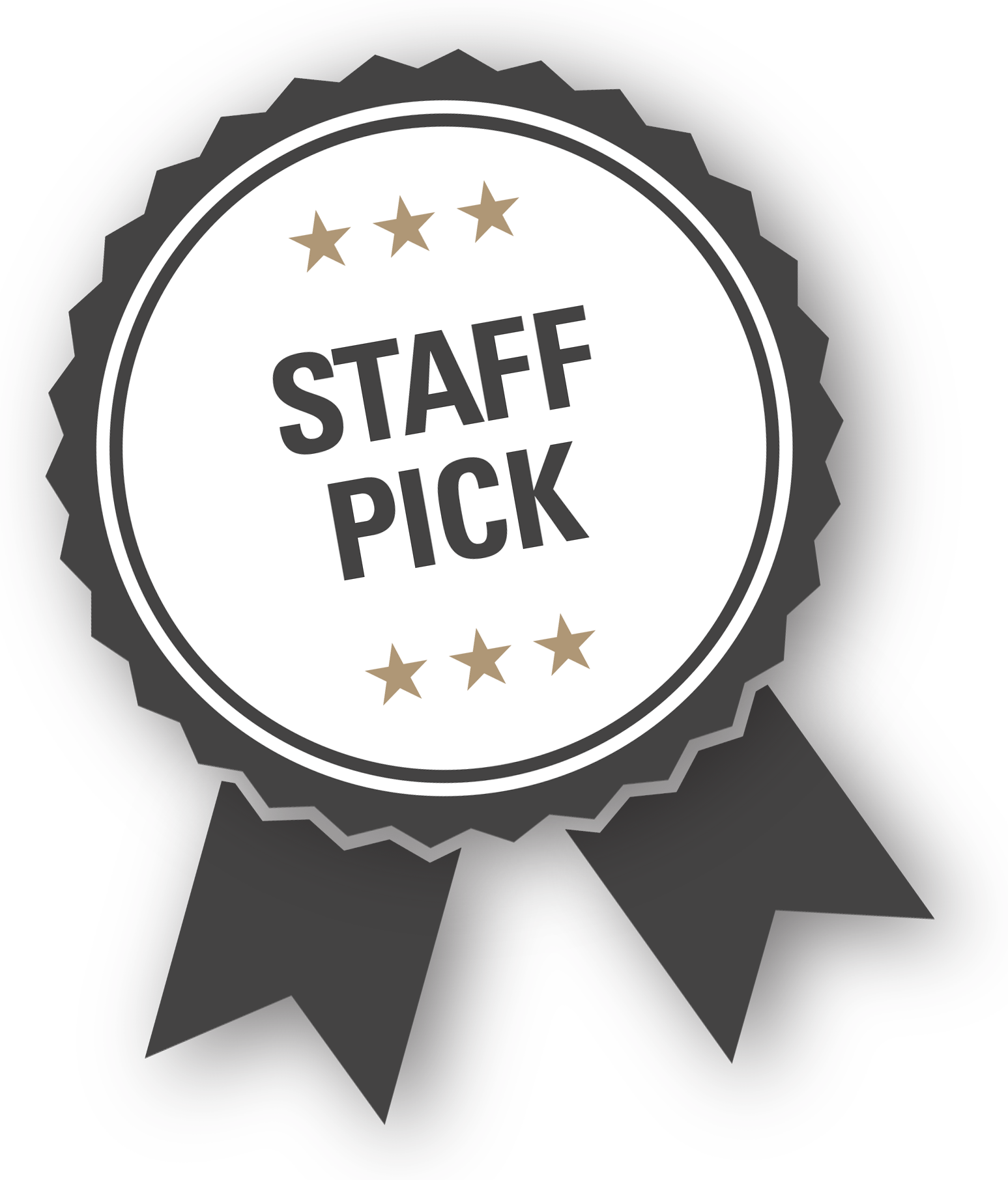 Staff Pick Ribbon